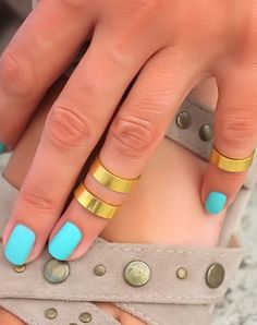 Cuff Knuckle Rings <3