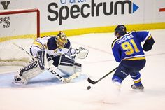 St. Louis Blues Opposition:  The Buffalo Sabres