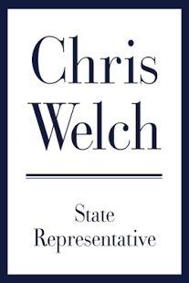 Representative Welch serves Illinois' 7th District.