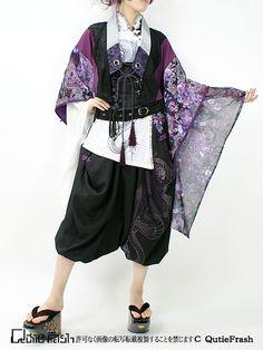 キューティーフラッシュ公式ショッピングサイト Japanese Outfits, Japanese Fashion, Asian Fashion, Harajuku Fashion, Lolita Fashion, Cool Outfits, Fashion Outfits, Character Outfits, Visual Kei