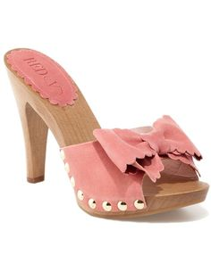 RED Valentino Leather Sandal