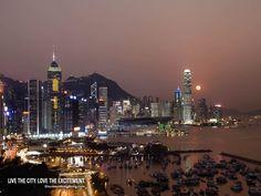 Hong Kong has always intrigued me
