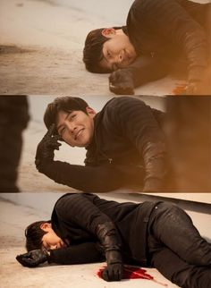 JI Chang Wook in Healer BTS He's smile is killing me!!!