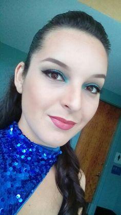 Mi #maquillaje #makeup #dancer #byme