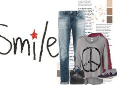 """Smile"" by flop-1 on Polyvore"