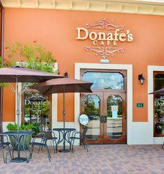 Donafe's Cafe, Harris Texas