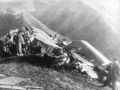 Doolittle Raider crash on a mountain in China .
