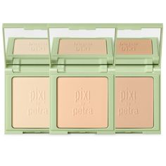 Colour Correcting Powder Foundation | Foundation | Pixi by Petra
