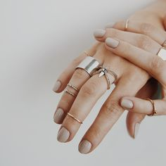 Gold Rings Accessories