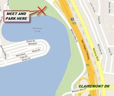 San Diego Marathon Clinic Sunday Morning 8 am
