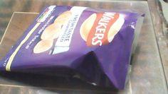 February 27th - something I ate. I ate a bag of crisps!