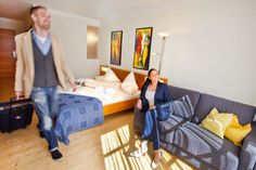 http://www.binggl.com/zimmer-hotel-lungau.html Großzügige Hotelzimmer im Salzburger Land