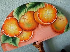 Hand Held Fan, Hand Fans, Fan Decoration, Exotic, Fan Art, Hand Painted, Crafts, Andalucia, Lady