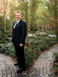 "Michael Van Valkenburgh is ""The Constant Gardener"" (via Boston Magazine)"