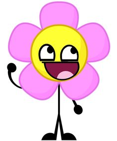 awesome Face Flower