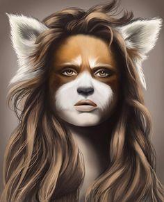 Red Panda Hybrid by ljayb on deviantART: