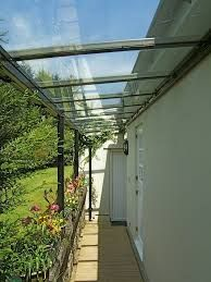 Image result for modern covered walkway
