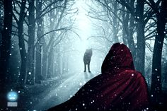 red riding hood pic on Design You Trust