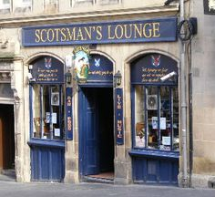 Edinburgh pubs...what trouble could we get into here @Rhonda Mayberry ? ;)