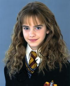 Sign pic of Emma Watson! Could it get any better?!?!?