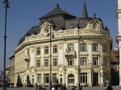 Romania: Sibiu. Sibiu Romania, Bucharest, Black Sea, Eastern Europe, Bulgaria, Hungary, Croatia, Exterior, Architecture