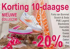 Da's lekker! 10 dagen lang 20% korting op nieuwe collectie schoenen. Dat mag je niet missen. #desplenterschoenen #schoenenwinkel #kooplokaal #hulst #terneuzen #goes #lente #zomer #ss21 #korting Scotch, Converse, News, Sneakers, Shoes, Fashion, Tennis, Moda, Plaid