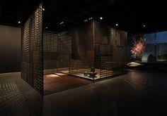 Iron Tea Room designed by TAKASHI SUGIMOTO DESIGN, Japan