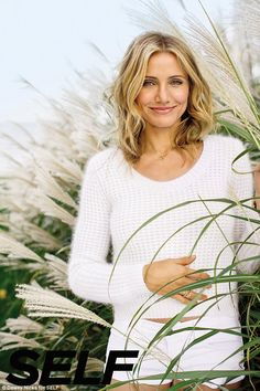 'I'm definitely not in the best shape of my life': Cameron Diaz shows off her amazing physique at 41 on the February cover of Self magazine ...