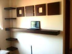 Resultado de imagen para libreros de pared minimalistas