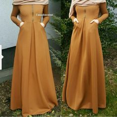 Likes, 10 Comments – Hijab Fashion Inspiration ( – Hijab+ – Hijab Fashion 2020 Abaya Fashion, Muslim Fashion, Modest Fashion, Girl Fashion, Fashion Dresses, Casual Dresses, Fashion 2020, Abaya Designs, Hijab Fashion Inspiration