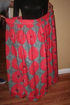 Ankara Fabric Traditional material  woman by Illusionsofafrica, $190.00