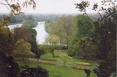 Richmond Hill Richmond Surrey, Richmond Upon Thames, Richmond Hill, River Thames, Travel Memories, Landscape Photos, Painters, Life Is Good, How To Memorize Things