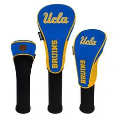 Must have product now available: UCLA Bruins Headc... Get it here! http://www.757sc.com/products/ucla-bruins-headcovers-set-of-3-driver-fairway-hybrid?utm_campaign=social_autopilot&utm_source=pin&utm_medium=pin Ucla Bruins, Tar Heels, Texas Longhorns, Sock, Vibrant, 3 Piece, North Carolina, Club, Colors