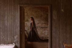 The bride wore a black wedding dress at Ashford Castle lawn ceremony Ashford Castle, Irish Wedding, Black Wedding Dresses, Wedding Ceremony, Bride, Lawn, Photography, Beautiful, Blog