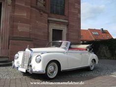 "Mercedes - Benz 300 ""Adenauer"" Cabriolet D - DIE OLDTIMERMANUFAKTUR"