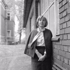 Ingeborg Bachmann. Aufnahme von 1962. Foto: Digne Meller Marcovicz (BPK