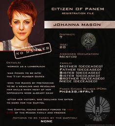 Capitol Files -- Johanna Mason