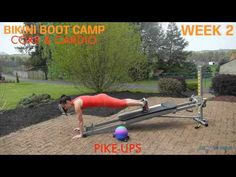 5 Week Bikini Boot C
