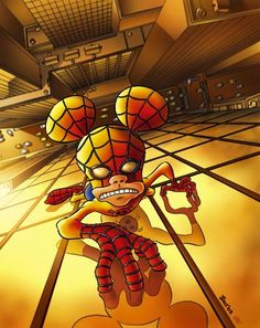Leo Ortolani - Copertina Rat-Man Collection 35 (Colori Larry) Rat Man, Rats, Larry, Spiderman, Comics, Stupid, Funny, Leo, Fictional Characters