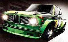 Vous vous souvenez peut-être de la série Hot Wheels Porsche de la collection passée (que je n'ai jamais trouvé d'ailleurs). Et bien Hot Wheels persiste avec cette fois-ci une autre marque allemande: BMW. Comme souvent avec ce type de mini-collections, l'attrait se situe surtout au niveau de l'illustration des cartes car les modèles en eux-mêmes ne sont pas inédits.