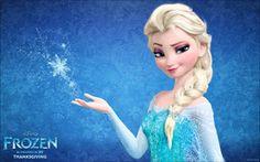 Espaço Kids: Penteados Elsa – Frozen