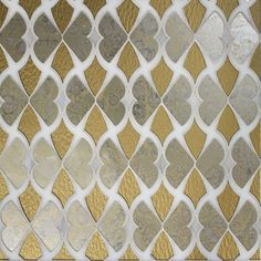 "Oceanside Glasstile...Collection Name: Devotion...Color Name: Mesmerize...Components: Gosh White, ...Components:  Gilt, ...Components:   Gold, ...Components:    Rain Cloud...Item Description: Mariposa...Square Feet Per Sheet: .96...Sheet Size: 14 13/16"" x 9 3/8""...Thickness: .125""...Sample Item Number: Contact Us"