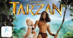 Tarzan – Das Original-Hörspiel zum Kinofilm bei Kixi – Kinderkino