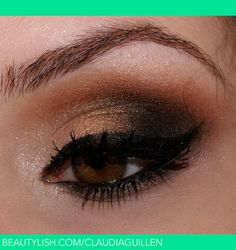 Esfumado Marrom | Claudia G.'s (claudiaguillen) Photo | Beautylish