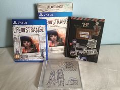 Life is Strange Limited Edition all content.