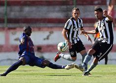 Blog Esportivo do Suíço:  Souza Caveirão marca e Madureira vence Botafogo no Carioca