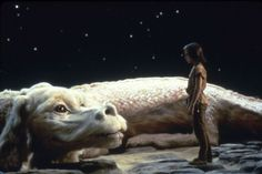 The Never Ending Story. I fancied the boy in this, the flying dog thing still scares me and I still cry uncontrollable, gut wrenching sobs when the horse dies :( 90s Childhood, Childhood Memories, The Neverending Story, Good Old Times, Oldschool, 90s Nostalgia, About Time Movie, Movies Showing, Fairy Tales