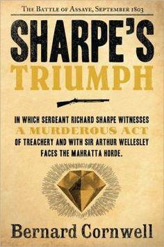 Sharpe's Triumph (Sharpe Series #2)  by Bernard Cornwell