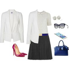 """""""Office Woman"""" by ymelda on Polyvore"""