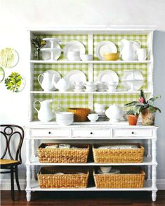 Idea for repainting my corner hutch